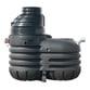 Wavin Certaro 10 l/s olieudskiller m/sandfang, 160 mm til/af