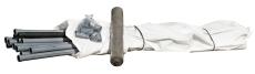 Wavin 40 mm tryksivestreng med tekstil, ej trækfast, 1 x 16