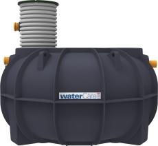 WaterCare 3300 l regnvandsanlæg til have, komplet