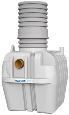 Watercare 6 l/s olie- og benzinudskiller, 160 mm, kl. 2