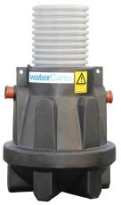 Watercare 600 l sandfang m/569 mm opføring, 110 mm til-/afga
