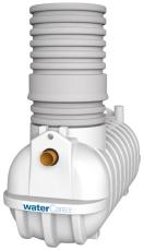 Watercare 2 l/s fedtudskiller, 110 mm til-/afgang, i jord