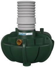 Watercare 7 l/s fedtudskiller, 160 mm til-/afgang, i jord