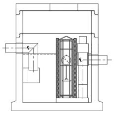 IBF Unisep 15 l/s koalescensudskiller, 200 mm til-/afgang, 1