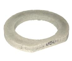 IBF 305 x 50 mm topring til vejbrønd, beton, afskåret