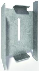 Flexi 100 x 175 mm tilpasning t/sokkelaffugter, S235JR/DIN14
