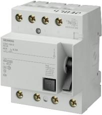 Fejlstrømsafbryder PFI 63A, 4P, 300mA, selektiv, 5SM3646-8