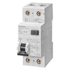 Kombiafbryder Automat/PFI 300MA C 10A 1P+N 6kA 5SU1656-7KK10