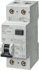 Kombiafbryder Automatsikring/HPFI C 13A 1P+N 30mA 5SU1356-7K