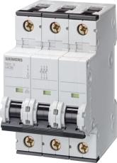 Automatsikring C 16A, 3P, 10kA, 5SY4316-7