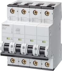 Automatsikring C 13A 3P+N 10kA