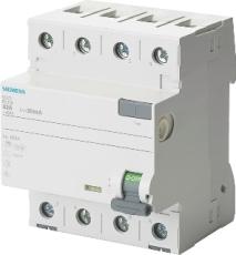 Fejlstrømsafbryder PFI 40A, 4P, 300mA, 5SV3644-6