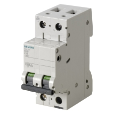 Automatsikring C 6A 1P+N 10kA 5SL4506-7