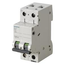 Automatsikring C 10A 1P+N 10kA 5SL4510-7