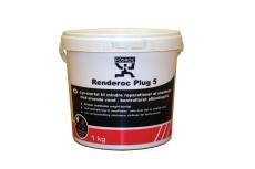 Fosroc lyn-mørtel Renderoc PLUG 5, 1 kg