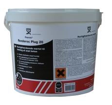 Fosroc Lyn-mørtel Renderoc PLUG 20, 6 kg