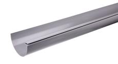 "10"" x 4000 mm Tagrende grå Plastmo"