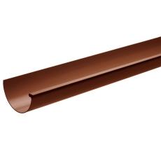 "12"" x 6000 mm Tagrende brun Plastmo"