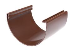 """11"""" Samlestykke brun Plastmo"""