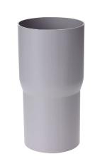 90 mm Samlemuffe grå Plastmo