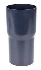 110 mm Samlemuffe grafit Plastmo
