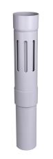 75 mm Altanafløb grå Plastmo