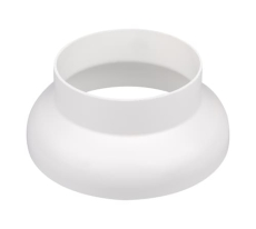 90 x 110 mm Special krave hvid Plastmo