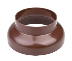 90 x 110 mm Special krave brun Plastmo
