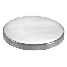 116 mm VM Zinc brøndkrave, uden hul