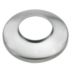 76/116 mm VM Zinc brøndkrave, til PVC-rør