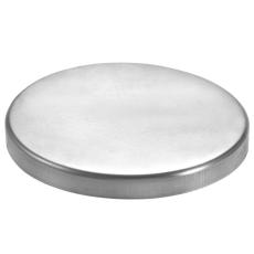 VMZINC brøndkrave, ZINC NATUR - 150 mm (lukket)