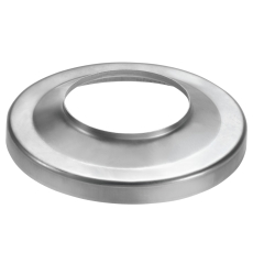 VMZINC brøndkrave, ZINC NATUR - 87/150 mm