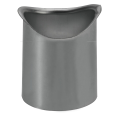 VMZINC tudstykke til halvrund rende, QUARTZ-ZINC 280/76 mm