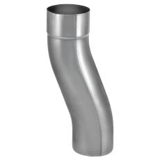VMZINC dobbeltbøjning, ZINC NATUR - 87 mm