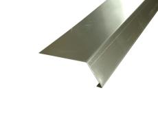 Fodblik ved tagrende  i zink 0,8mm