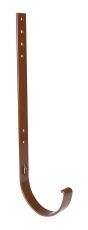 Rendejern nr. 12 lang brun