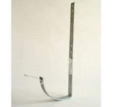 500 mm Rendejern med zink fjedre til RZ/VM 1/4 rund
