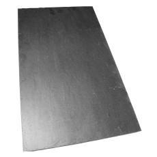 Kongebro naturskifer 60 x 35 cm, uden lockhuller, klasse A