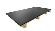 VMZINC ANTHRA-ZINC Strat plade 0,8x1000x2000 mm 250 kg. m fo