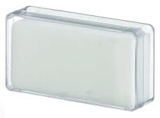 Salmiaksten i plastbeholder
