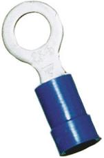 Isoleret Ringkabelsko A2510R 1,5-2,5 mm² blå M10
