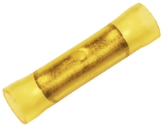 Isolerede Samlemuffe gul 4-6 mm² A4652SK