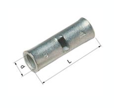 Pressemuffe CU KS 1,5 mm², klasse 2 og 5