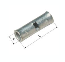 Pressemuffe CU KS 2,5 mm², klasse 2 og 5