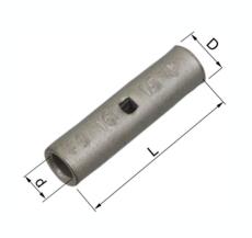 Pressemuffe CU KSF 16 mm², klasse 2 og 5