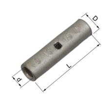 Pressemuffe CU KSF 25 mm², klasse 2 og 5