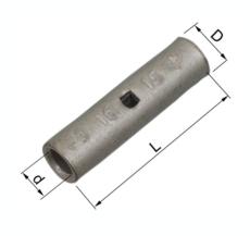 Pressemuffe CU KSF 35 mm², klasse 2 og 5