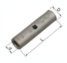 Pressemuffe CU KSF 50 mm², klasse 2 og 5