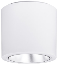 Loftarmatur D70-S155 LED 1400 HF 830 SM/WH