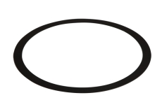 Decor Ring til A70-S290 sort